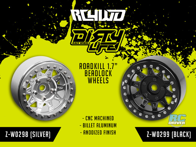 RC4WD Dirty Life Wheels