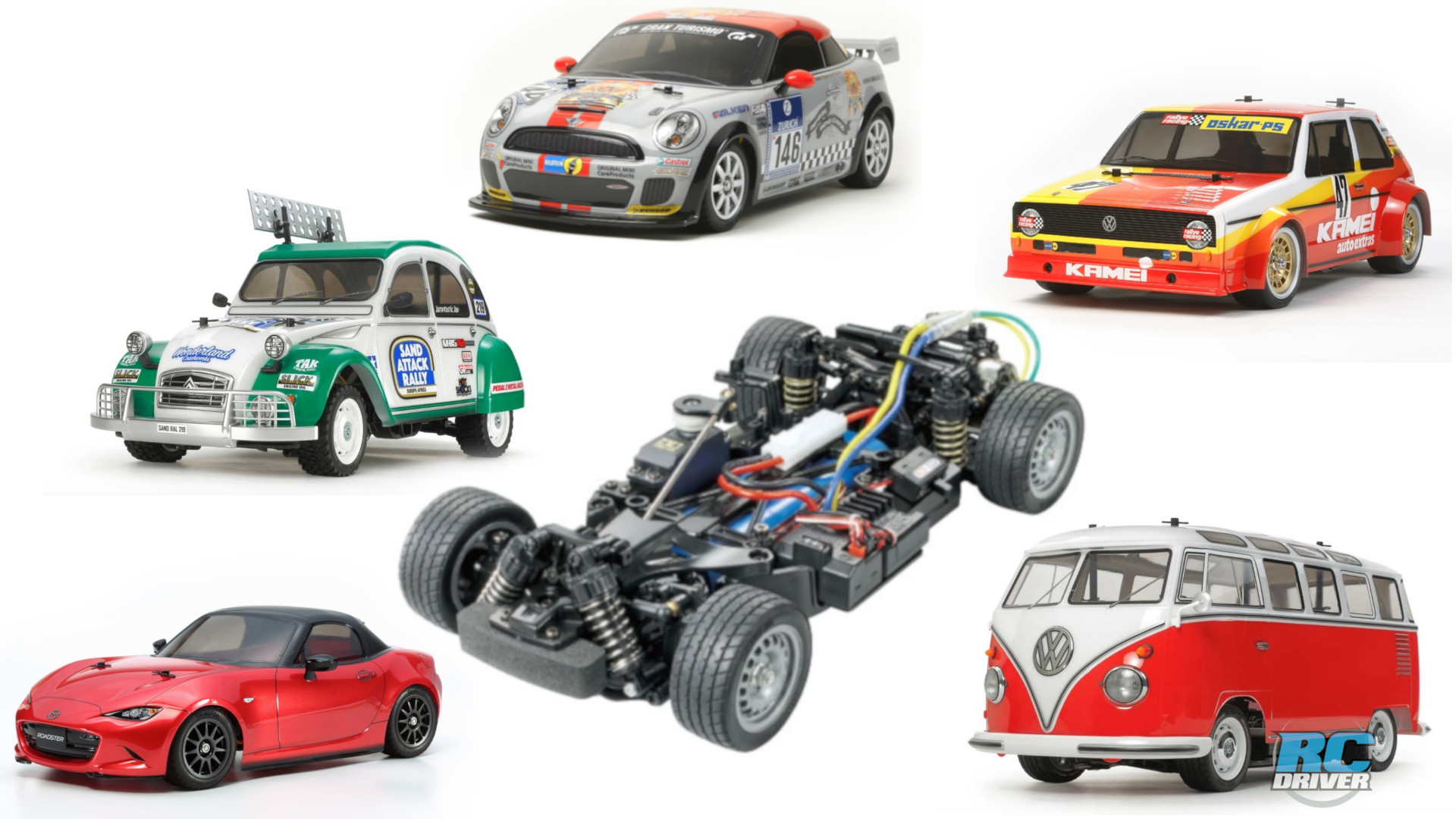 The Mighty M-Chassis from Tamiya