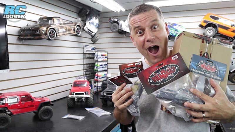 Exploring RC4WD Hot Deals - Video