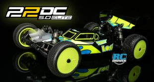 TLR 22 5.0 DC ELITE Race Kit