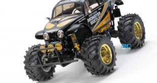 Tamiya Monster Beetle 2015 Black Edition