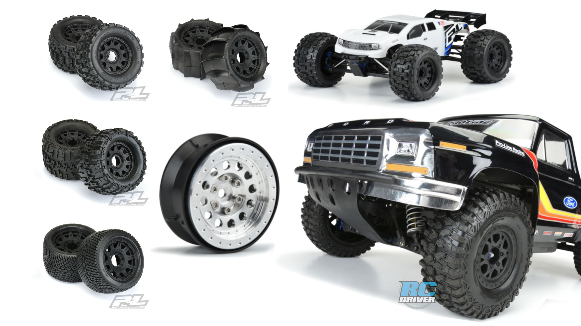 Pro-Line August Product Releases