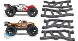 RPM Suspension Arms for ARRMA Kraton & Outcast