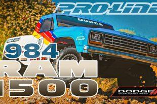 Pro-Line 1984 Dodge