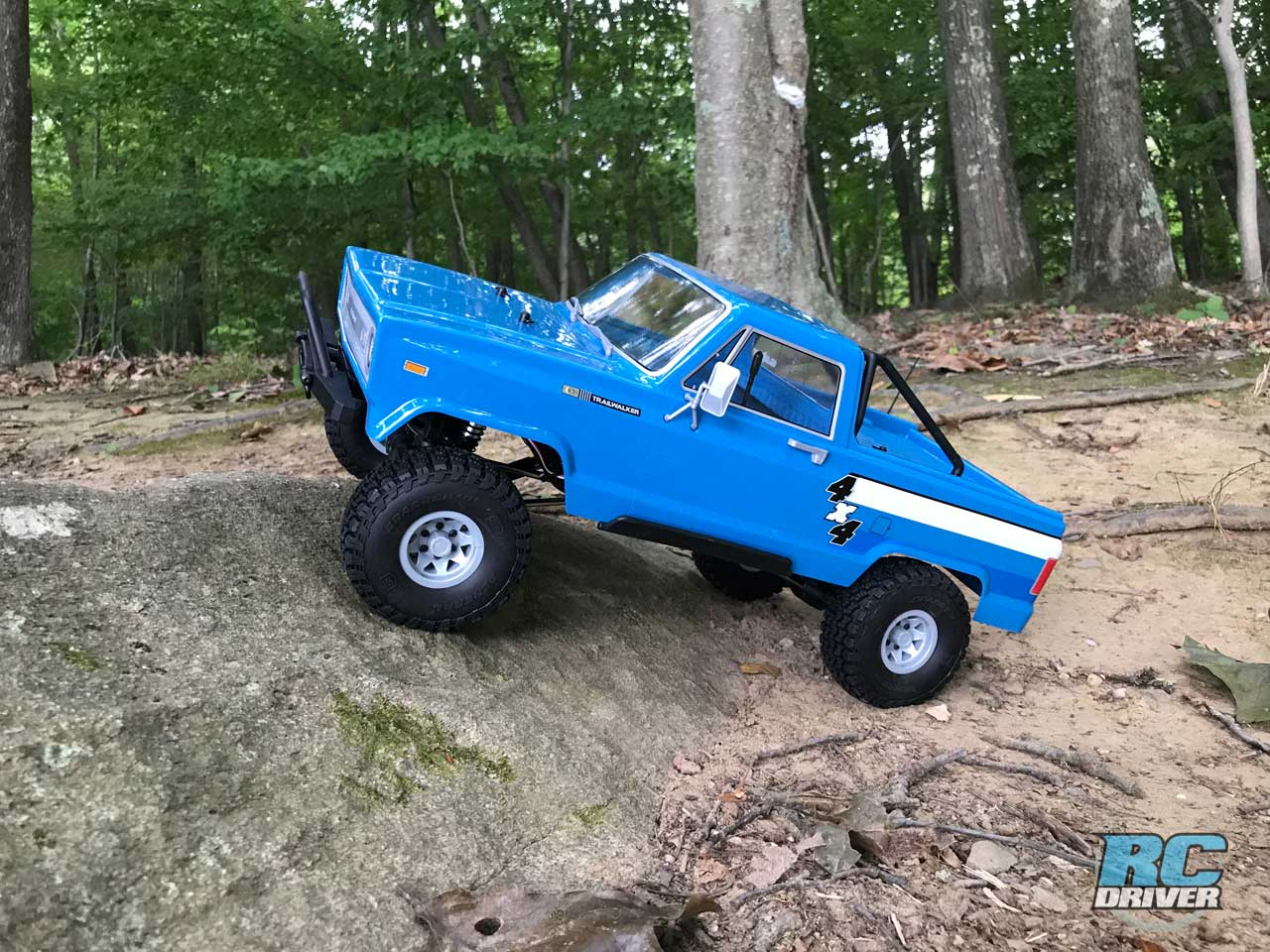 Element RC Enduro Trailwalker 4x4 RTR Truck Review