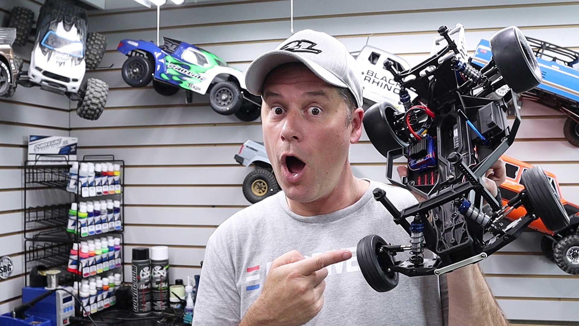 Pro-Line Racing Slash Drag Car Giveaway Part 4 & Entry Form