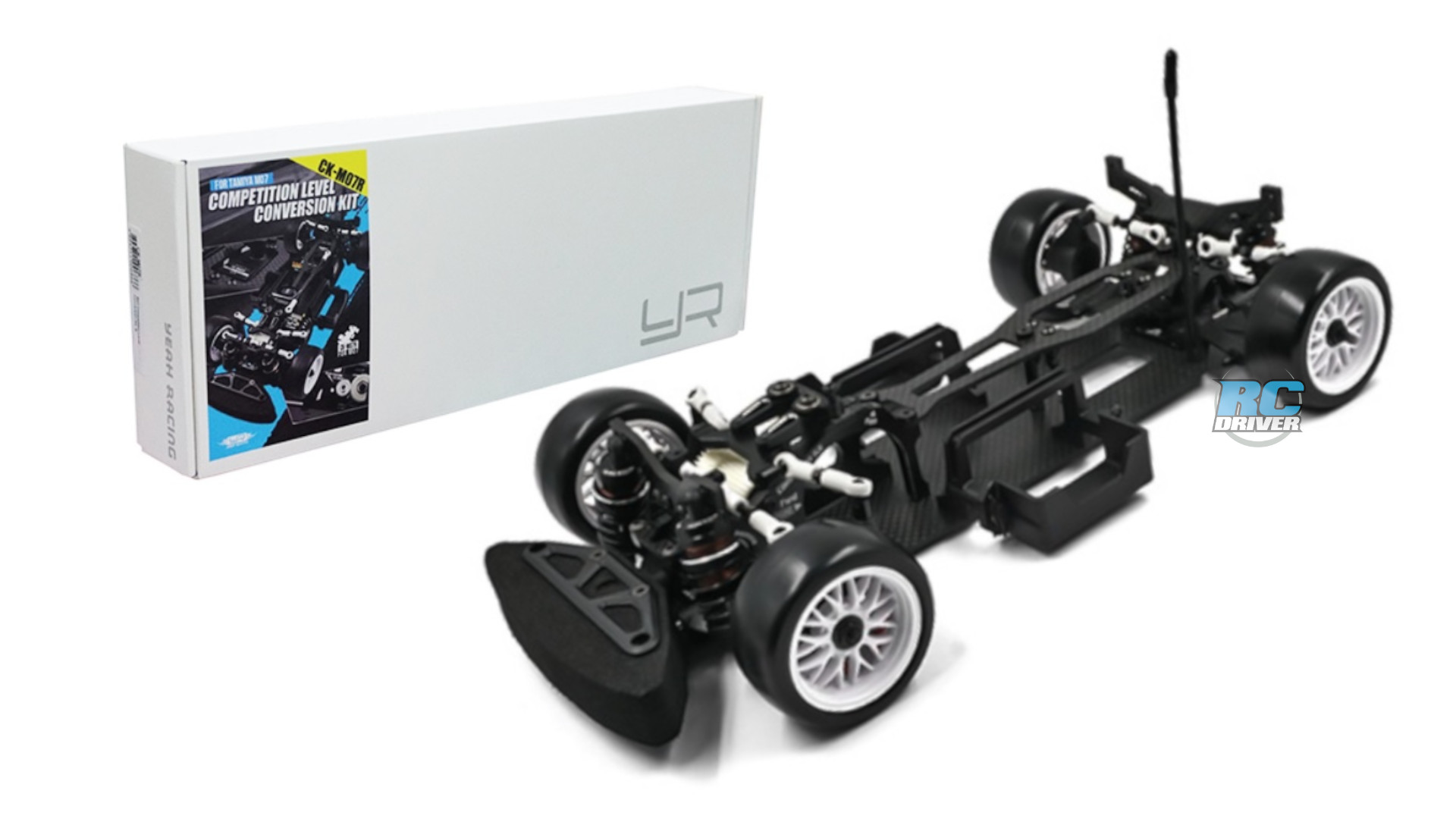 Yeah Racing Competition Level Conversion Kit for Tamiya M-07