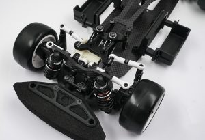 (#CK-M07R) Yeah Racing Competition Level Conversion Kit for Tamiya M07