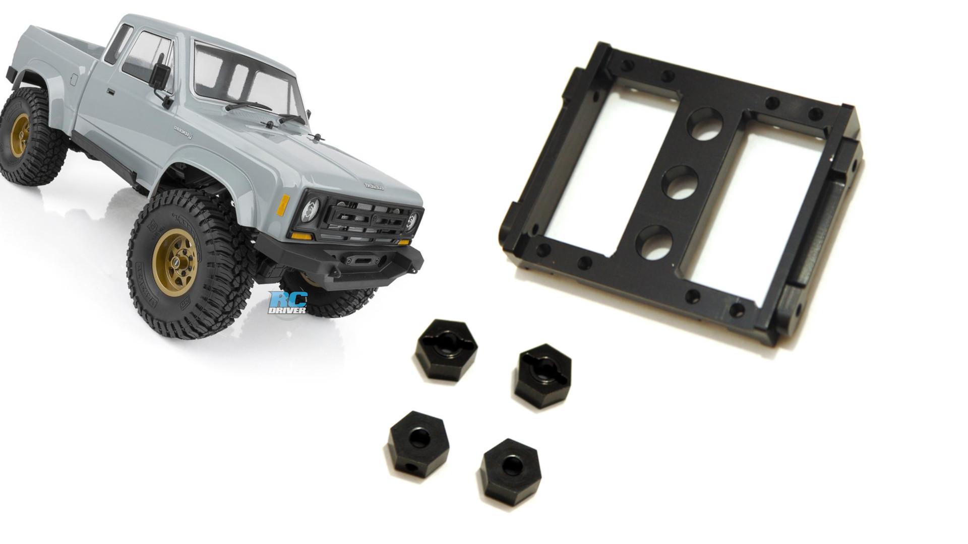 ST Racing Concepts CNC parts for Element Enduro