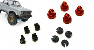STRC option parts for the Associated Enduro scale truck