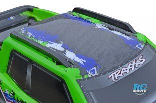 RPM Roof Skid Rails for Traxxas X-Maxx