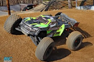 Arrma Kraton 8S BLX 1/5th-Scale Electric Truggy Review