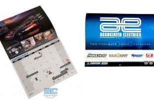 Associated Electrics 2020 Calendar
