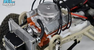 Get real with the 1/10 RC4WD V8 Scale Engine
