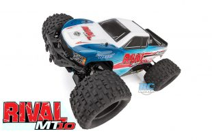 Team Associated Rival MT10 RTR monster truck