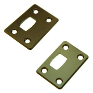 STRC aluminum option parts for the Arrma Outcast 6S