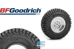 RC4WD BFGoodrich KM3 Scale 1.9 Tires