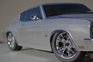 RPM N2O Resto-Mod Wheels and Shotgun Style Intake & Blower