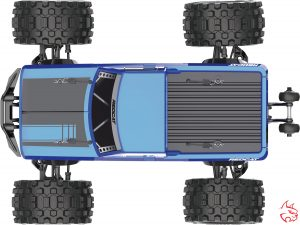 Redcat Kaiju1:8 RTR monster truck