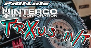 "Pro-Line Interco TrXus M/T 1.9"" Rock Crawling Tire"