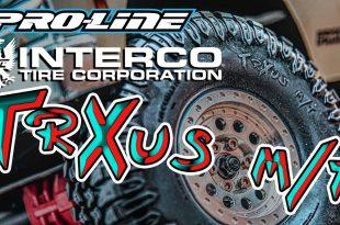 "Pro-Line Interco TrXus M/T 1.9"" Rock Crawling Tire"