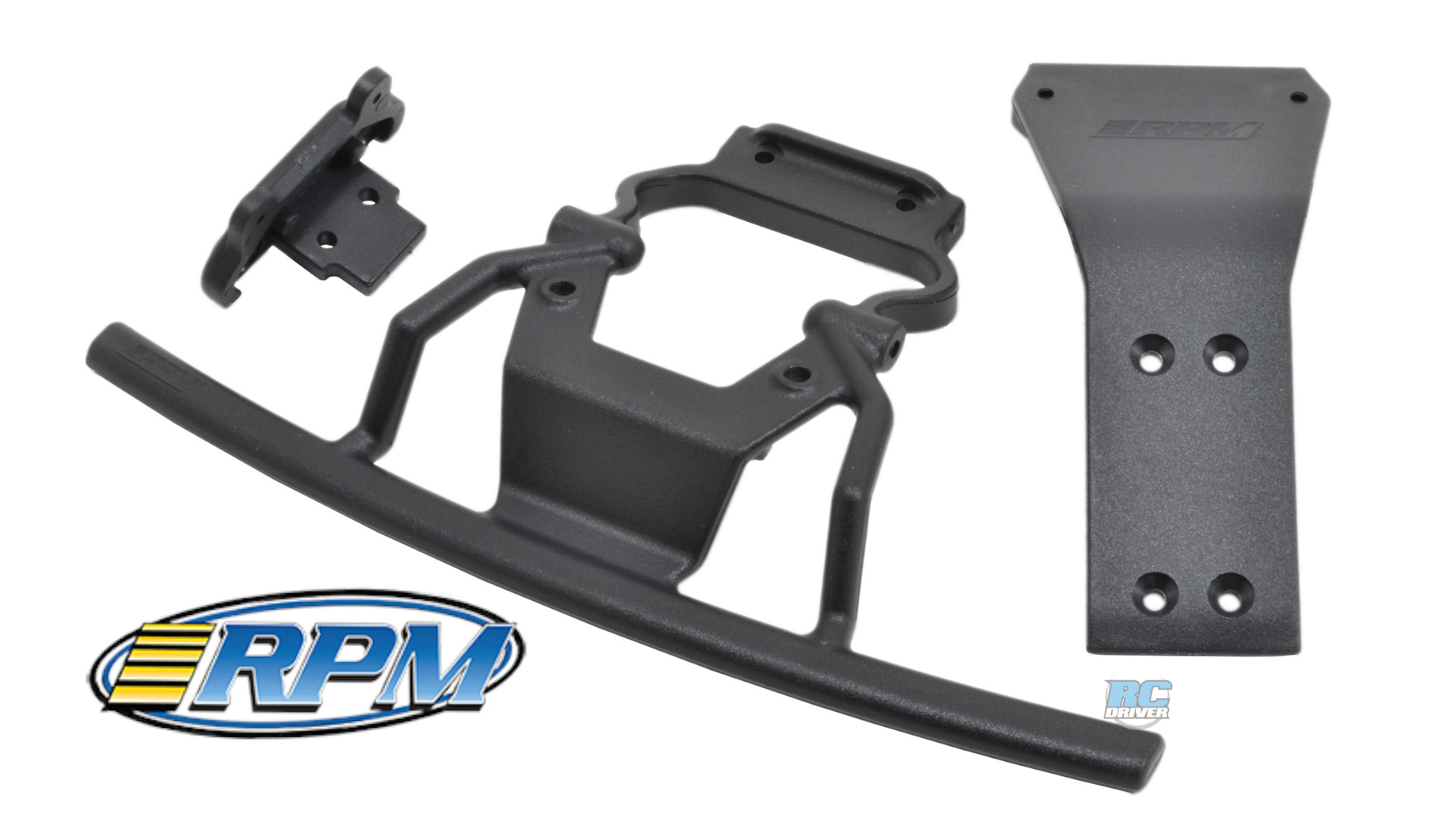 RPM Front bumper & skid plate for the Losi Baja Rey