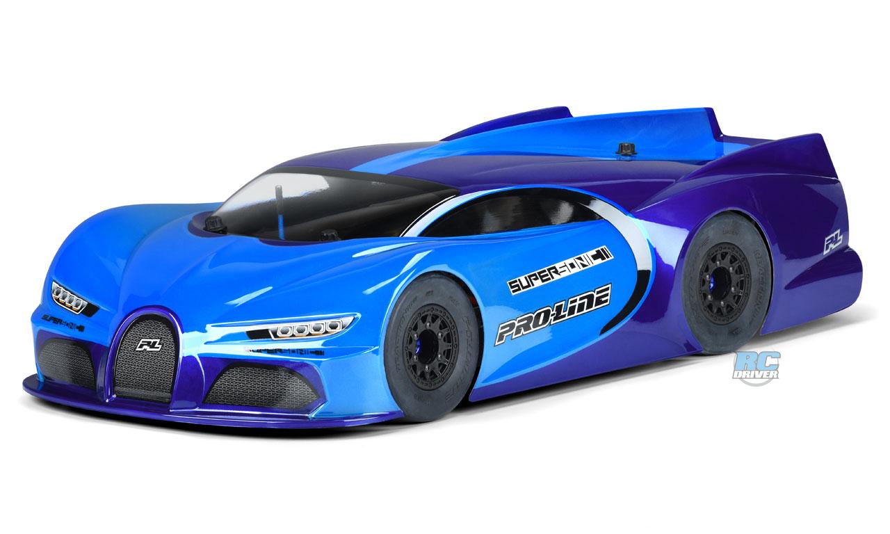 Pro-Line Supersonic Speed Run Body