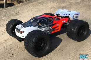 Project ARRMA Kraton 6S Off-Road RC Basher Stunt Truck