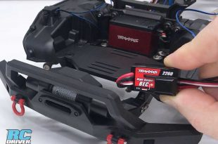 Servo Swap - Traxxas TRX-4 Sport Full Upgrade Project Truck Part 2