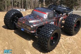 Corally Dementor 4WD Stunt Monster Truck Review