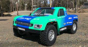 Losi TENACITY TT Pro 4WD Brushless RC Truck Review