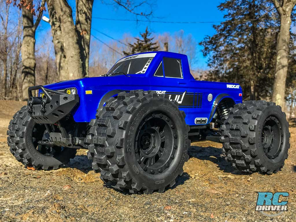 RedCat Kaiju 6S Electric Brushless Monster Truck Review