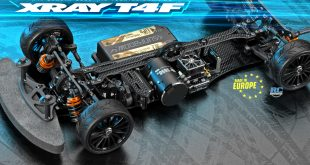 XRAY T4F 2021 competition touring car