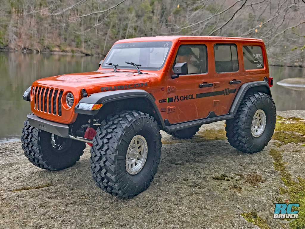 Axial SCX10 III Jeep Wrangler Off-Road Trail Truck Review