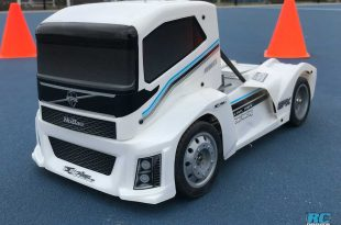 HoBao Racing Hyper EPX 4WD Electric On-Road Semi Review
