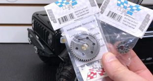 Robinson Racing Redcat Gen8 Steel Spur And Transfer Gears