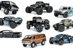 Hot new body releases from Pro-Line