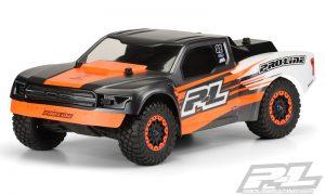 5 Hot Pro-Line Body/Tire Options for Arrma Senton 4x4