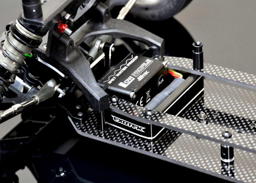 Exotek Racing 22 VADER drag chassis