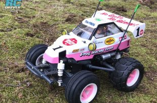 Have Fun With The Tamiya Comical Frog Buggy Build Kit