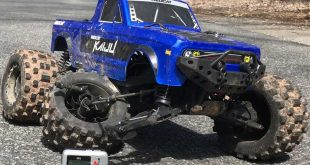 Speed Test Crash! Redcat Kaiju 4WD 6S Brushless RC Monster Truck Review Followup