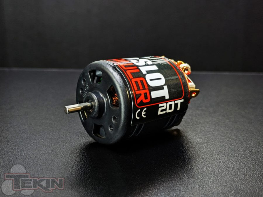 Tekin 5-Slot Brushed Crawler Motors