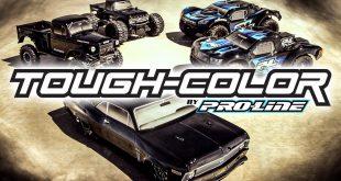 Pro-Line Tough-Color Black Bodies