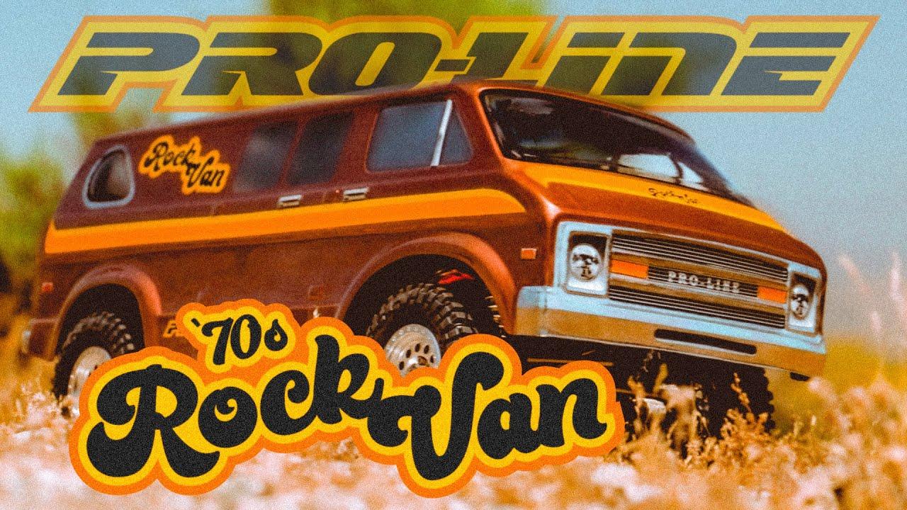 Pro-Line 70's Rock Van