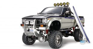 The Tamiya paint gear you need to complete an ABS hard body