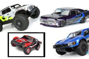 3 killer Pro-Line build options for the Slash