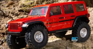 Axial SCX10 III RTR Jeep JLU Wrangler