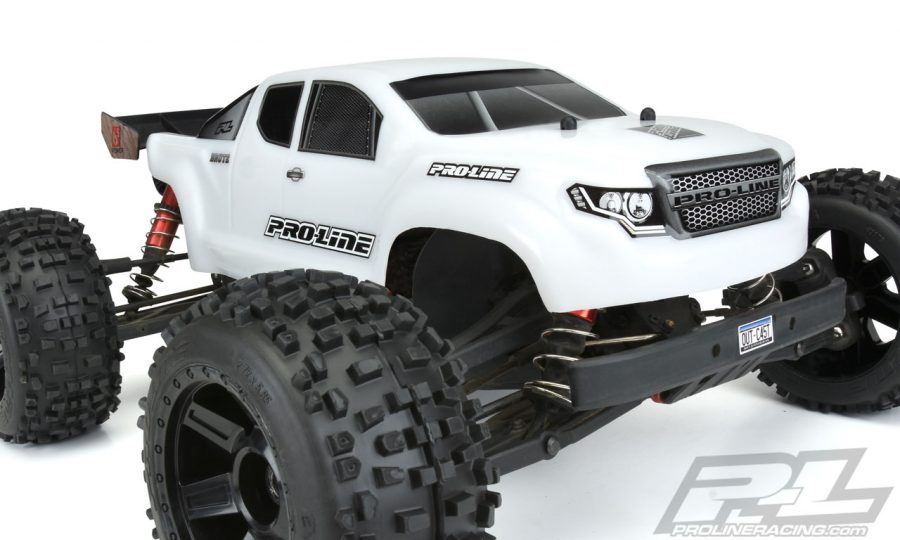 Editor's top 5 Pro-Line body picks for 1/8 monster trucks