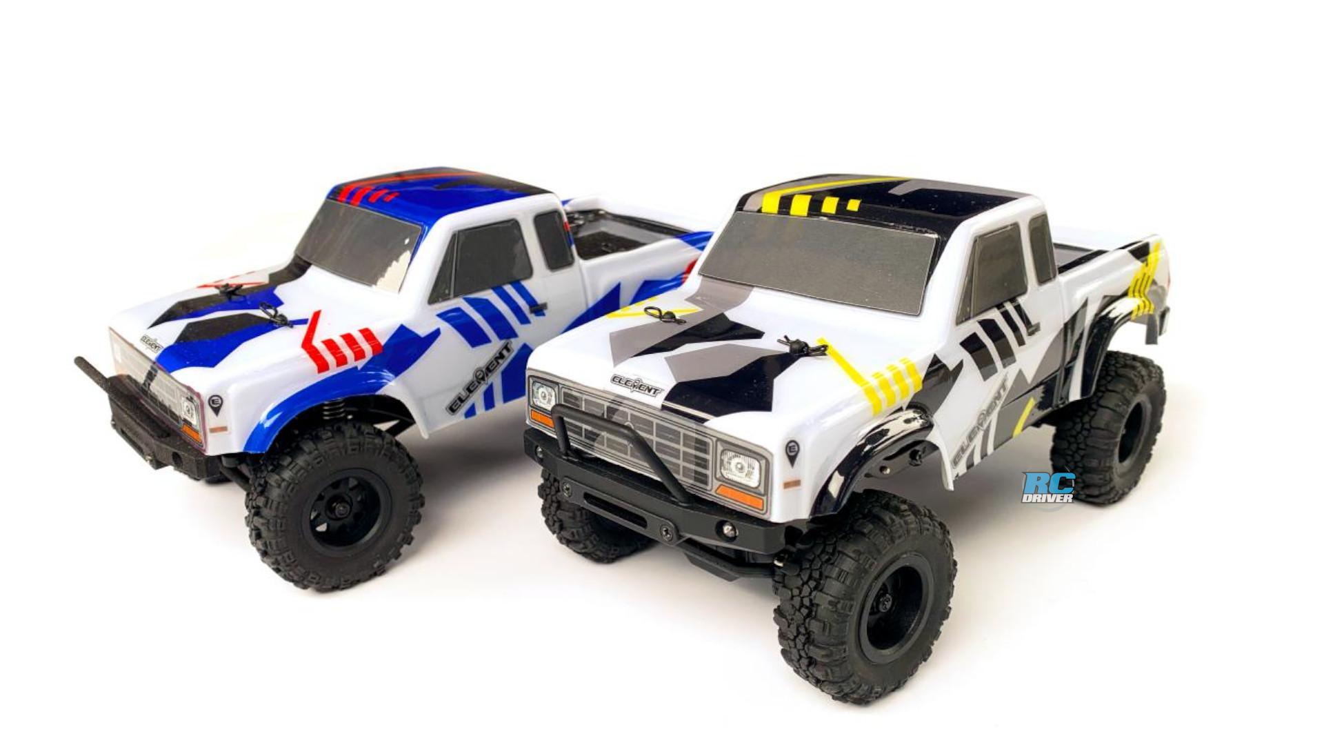 Element Enduro24 Crawler RTR, Sendero Trail Truck