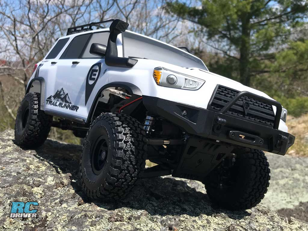 Element RC Enduro Trailrunner 4x4 IFS Trail Truck Review